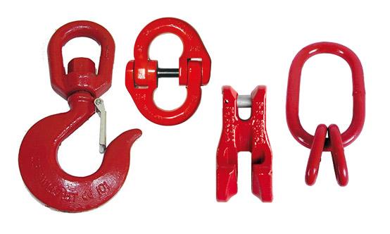 Accesorios para eslingas de cadena